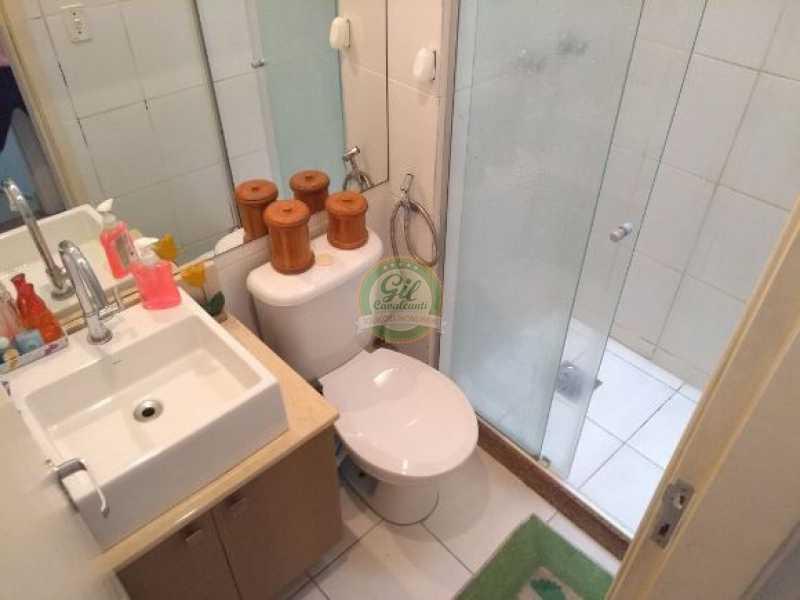 126 - Casa em Condominio Pechincha,Rio de Janeiro,RJ À Venda,2 Quartos,55m² - CS2146 - 16