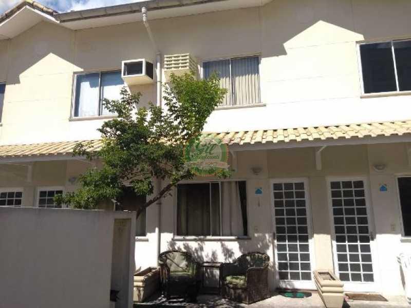 127 - Casa em Condominio Pechincha,Rio de Janeiro,RJ À Venda,2 Quartos,55m² - CS2146 - 1