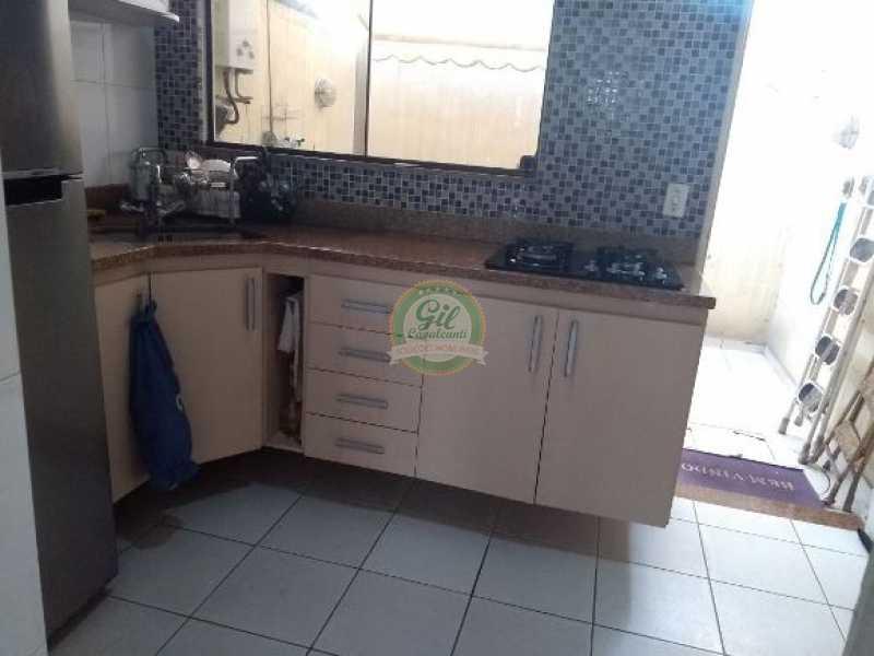 132 - Casa em Condominio Pechincha,Rio de Janeiro,RJ À Venda,2 Quartos,55m² - CS2146 - 8