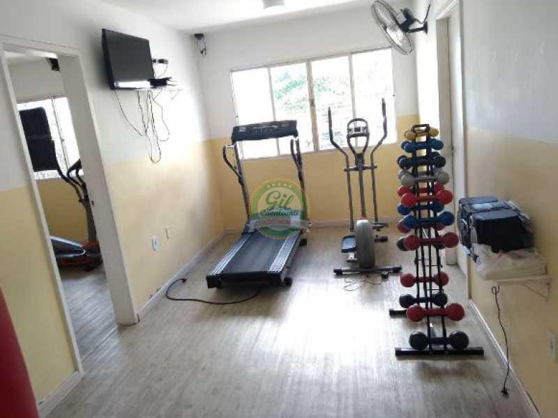 133 - Casa em Condominio Pechincha,Rio de Janeiro,RJ À Venda,2 Quartos,55m² - CS2146 - 24