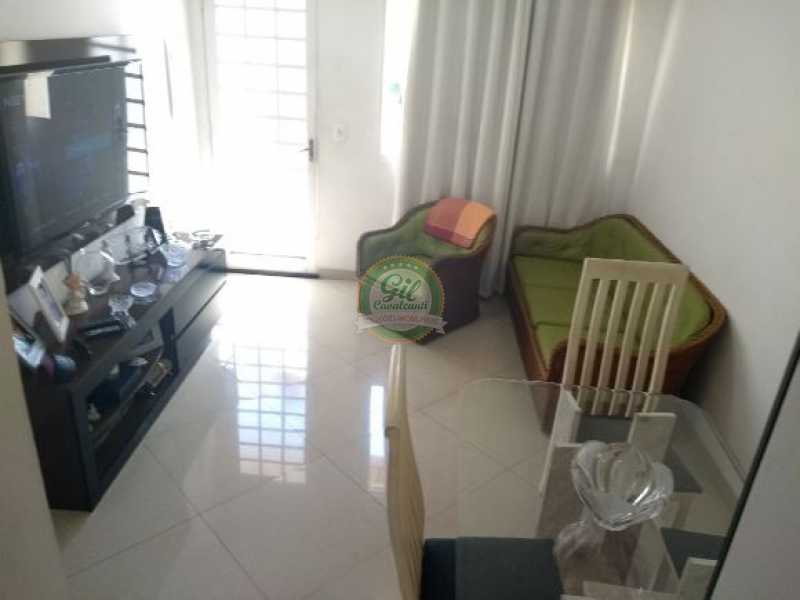 134 - Casa em Condominio Pechincha,Rio de Janeiro,RJ À Venda,2 Quartos,55m² - CS2146 - 4