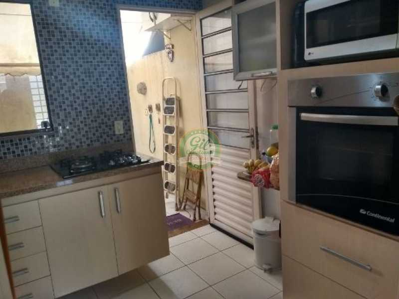 135 - Casa em Condominio Pechincha,Rio de Janeiro,RJ À Venda,2 Quartos,55m² - CS2146 - 9