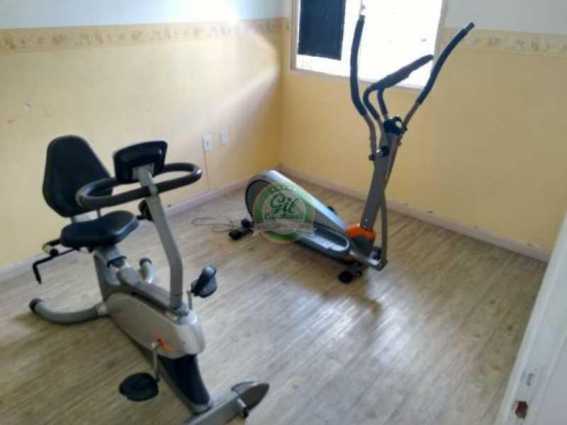 136 - Casa em Condominio Pechincha,Rio de Janeiro,RJ À Venda,2 Quartos,55m² - CS2146 - 25
