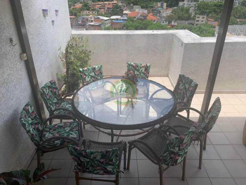 2c21ee13-03d9-4920-9f95-7a10fb - Cobertura 3 quartos à venda Pechincha, Rio de Janeiro - R$ 495.000 - CB1683 - 8