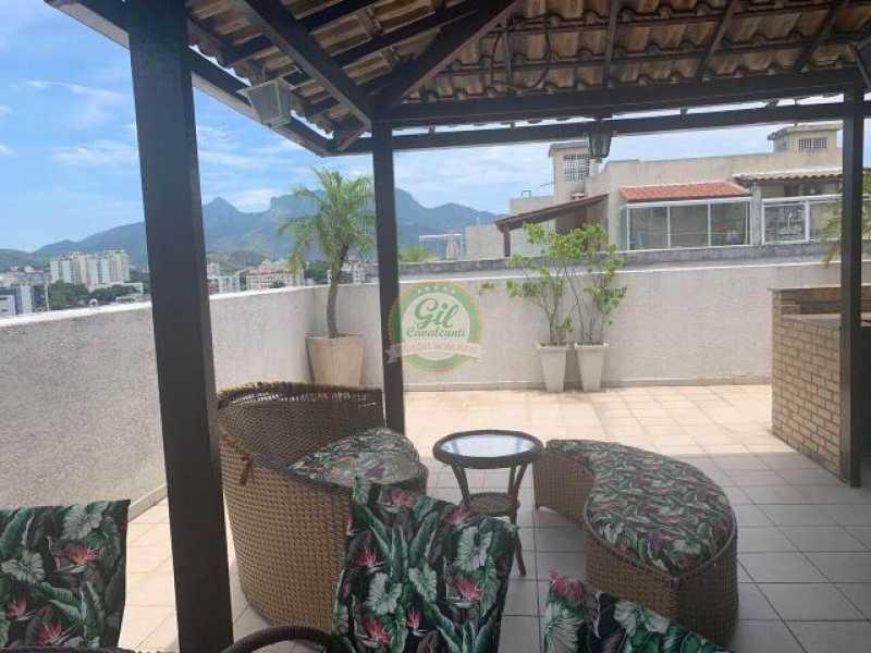 19cd1345-347c-456d-aa60-caf729 - Cobertura 3 quartos à venda Pechincha, Rio de Janeiro - R$ 495.000 - CB1683 - 7