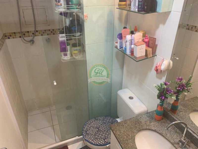 36d6fafb-f36d-45eb-9ebb-da60b2 - Cobertura 3 quartos à venda Pechincha, Rio de Janeiro - R$ 495.000 - CB1683 - 22