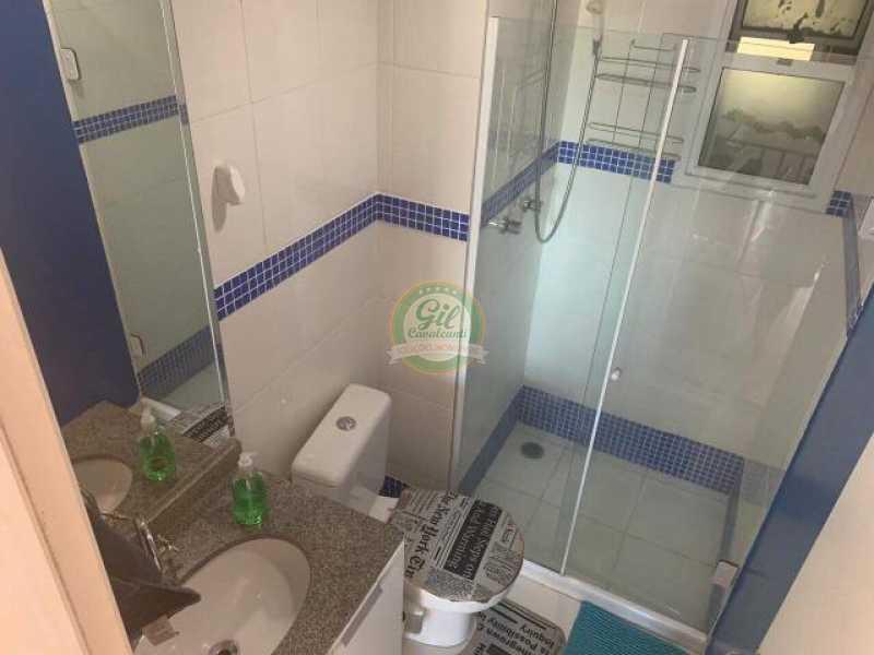 ac8eeb2d-8f61-411a-9392-8b6634 - Cobertura 3 quartos à venda Pechincha, Rio de Janeiro - R$ 495.000 - CB1683 - 24