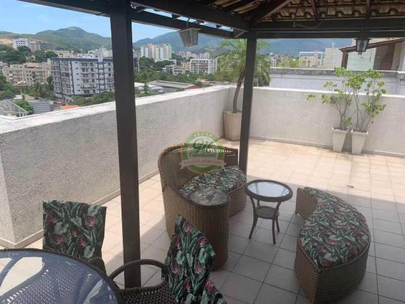 cb0ceb5f-5c98-4c3a-ab5d-4a607b - Cobertura 3 quartos à venda Pechincha, Rio de Janeiro - R$ 495.000 - CB1683 - 12