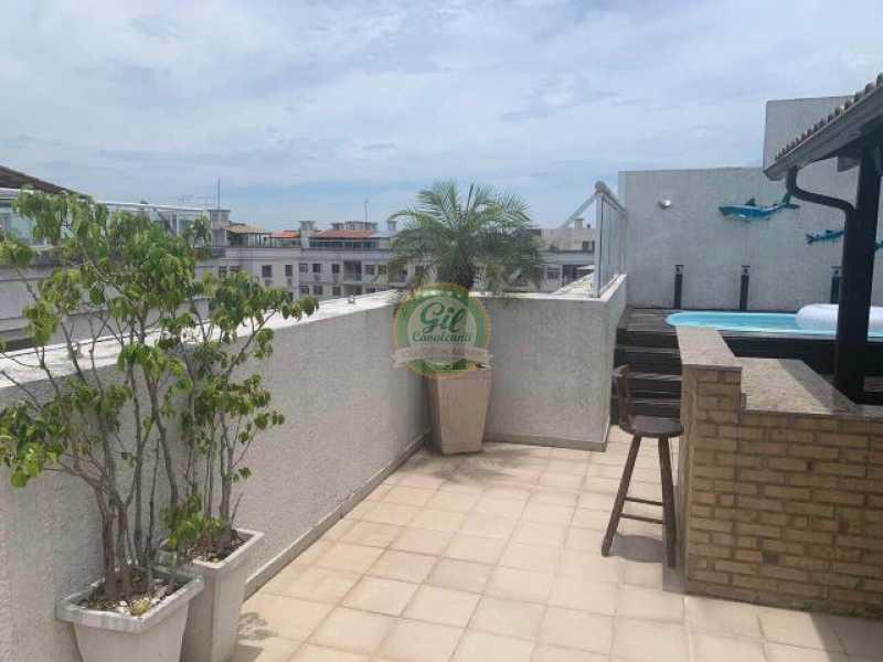 ee4835d3-bd2a-41ce-8d3c-c1dfa0 - Cobertura 3 quartos à venda Pechincha, Rio de Janeiro - R$ 495.000 - CB1683 - 13
