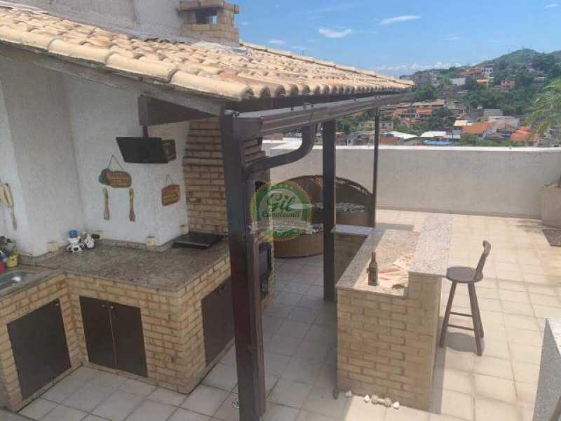f0e768ac-a03e-48e0-bd7a-fa0267 - Cobertura 3 quartos à venda Pechincha, Rio de Janeiro - R$ 495.000 - CB1683 - 15