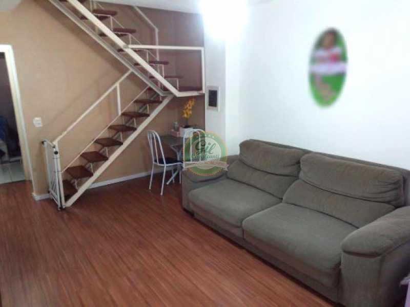 1005 - Casa em Condominio Curicica,Rio de Janeiro,RJ À Venda,3 Quartos,59m² - CS2157 - 3
