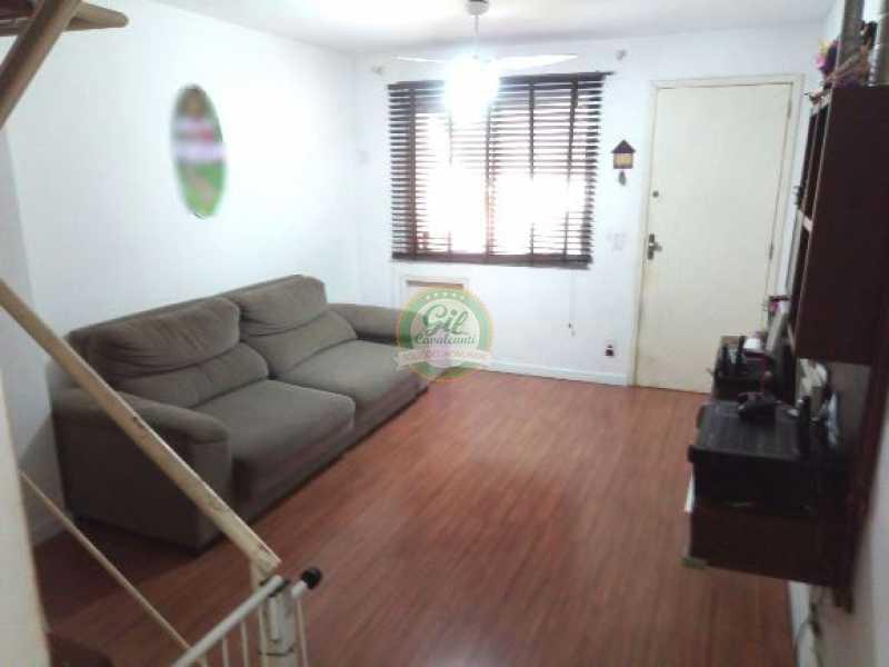 1008 - Casa em Condominio Curicica,Rio de Janeiro,RJ À Venda,3 Quartos,59m² - CS2157 - 1