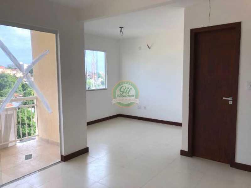 119 - Casa em Condominio Pechincha,Rio de Janeiro,RJ À Venda,3 Quartos,140m² - CS2163 - 1