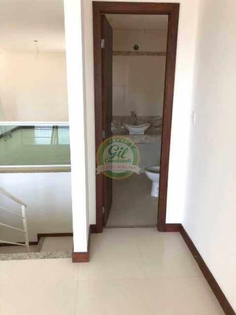 103 - Casa em Condominio Pechincha,Rio de Janeiro,RJ À Venda,3 Quartos,120m² - CS2164 - 15