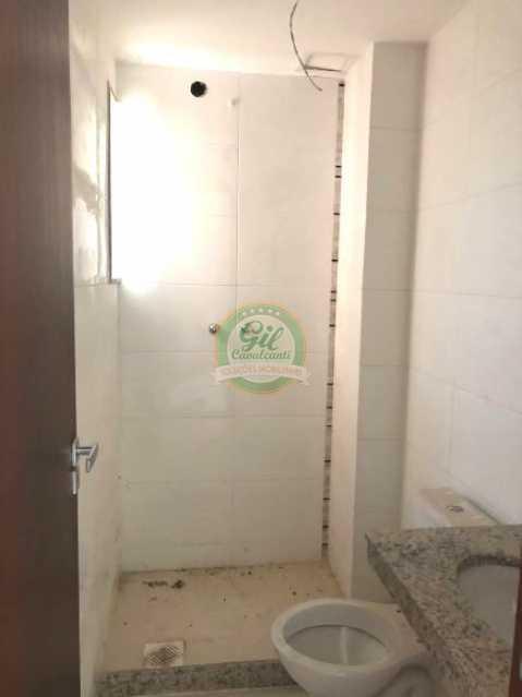 105 - Casa em Condominio Pechincha,Rio de Janeiro,RJ À Venda,3 Quartos,120m² - CS2164 - 18
