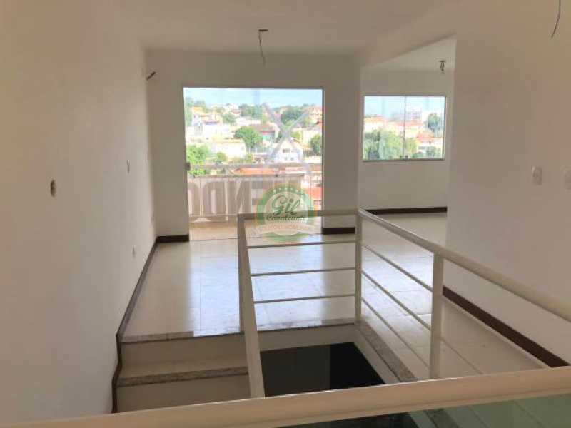 109 - Casa em Condominio Pechincha,Rio de Janeiro,RJ À Venda,3 Quartos,120m² - CS2164 - 13