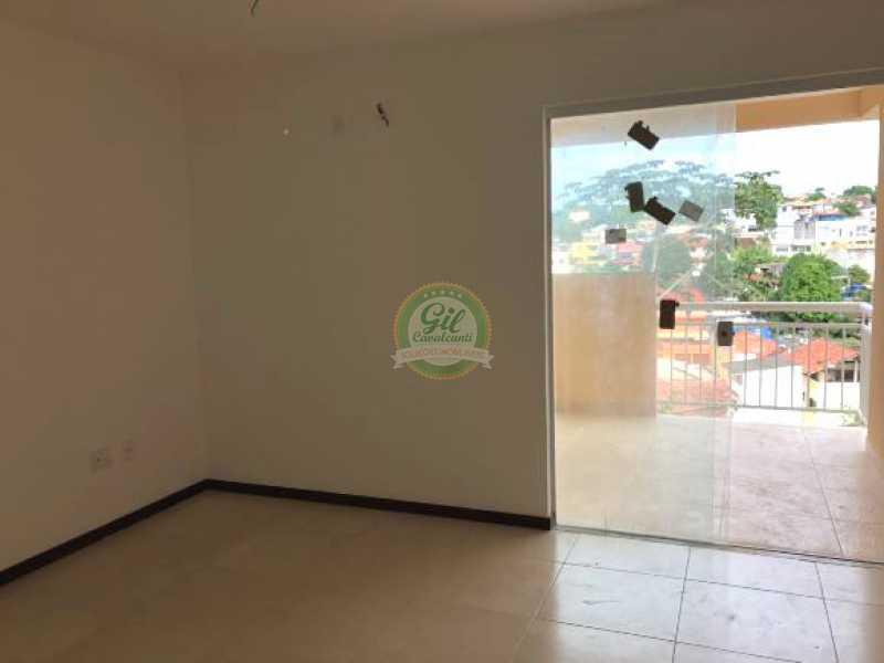 115 - Casa em Condominio Pechincha,Rio de Janeiro,RJ À Venda,3 Quartos,120m² - CS2164 - 3