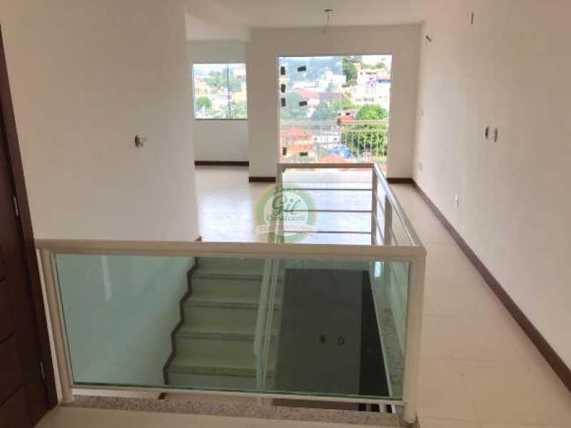 125 - Casa em Condominio Pechincha,Rio de Janeiro,RJ À Venda,3 Quartos,120m² - CS2164 - 14