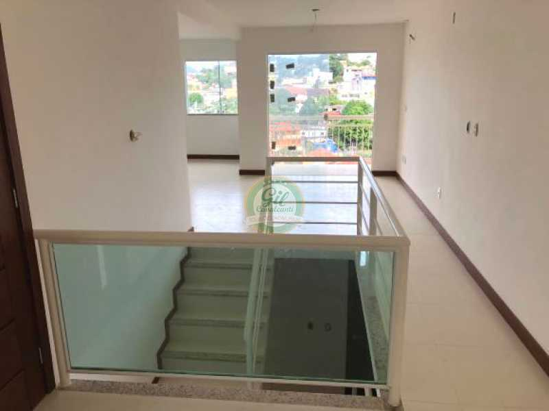125 - Casa em Condominio Pechincha,Rio de Janeiro,RJ À Venda,3 Quartos,120m² - CS2165 - 14