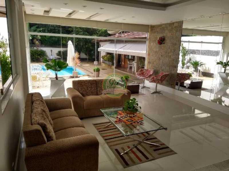134 - Casa em Condominio À Venda - Taquara - Rio de Janeiro - RJ - CS2171 - 4