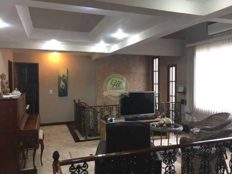 1002 - Casa em Condominio À Venda - Taquara - Rio de Janeiro - RJ - CS2171 - 11
