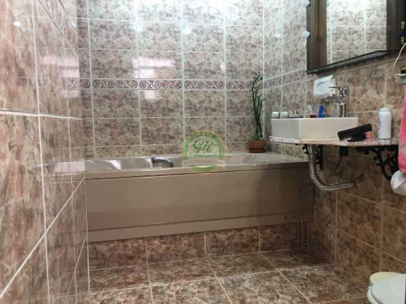 1005 - Casa em Condominio À Venda - Taquara - Rio de Janeiro - RJ - CS2171 - 16