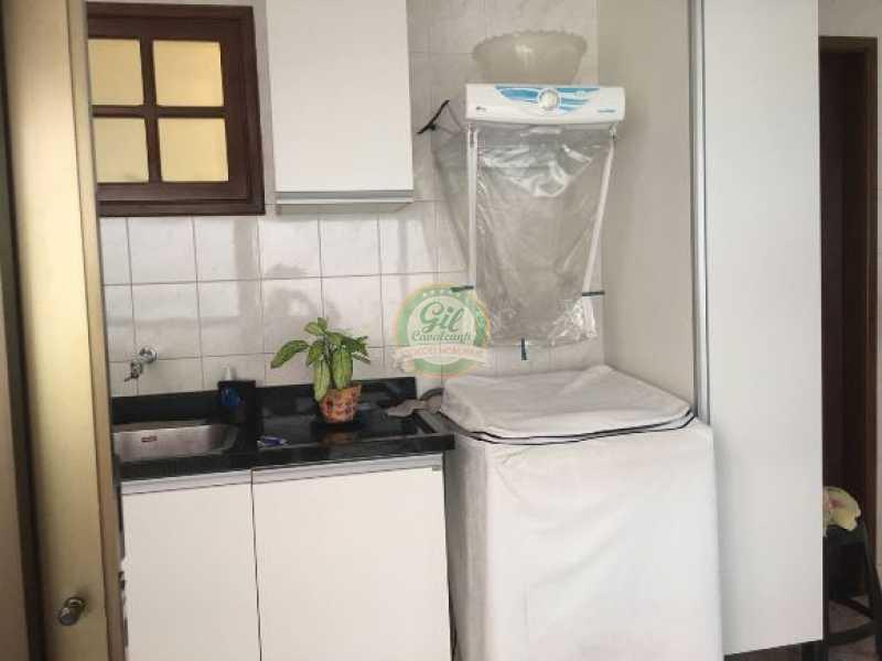 1008 - Casa em Condominio À Venda - Taquara - Rio de Janeiro - RJ - CS2171 - 10