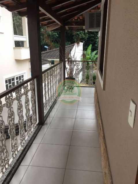1009 - Casa em Condominio À Venda - Taquara - Rio de Janeiro - RJ - CS2171 - 17