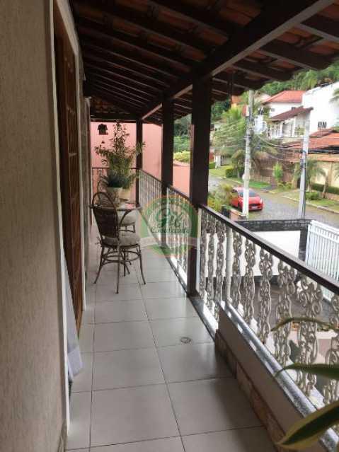 1010 - Casa em Condominio À Venda - Taquara - Rio de Janeiro - RJ - CS2171 - 18