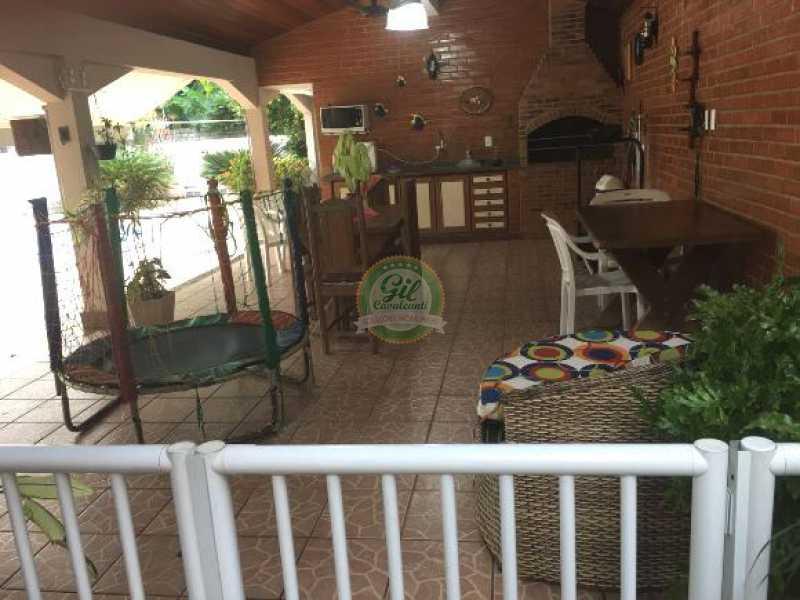 1011 - Casa em Condominio À Venda - Taquara - Rio de Janeiro - RJ - CS2171 - 21