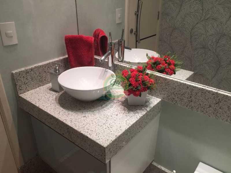 1021 - Casa em Condominio À Venda - Taquara - Rio de Janeiro - RJ - CS2171 - 19
