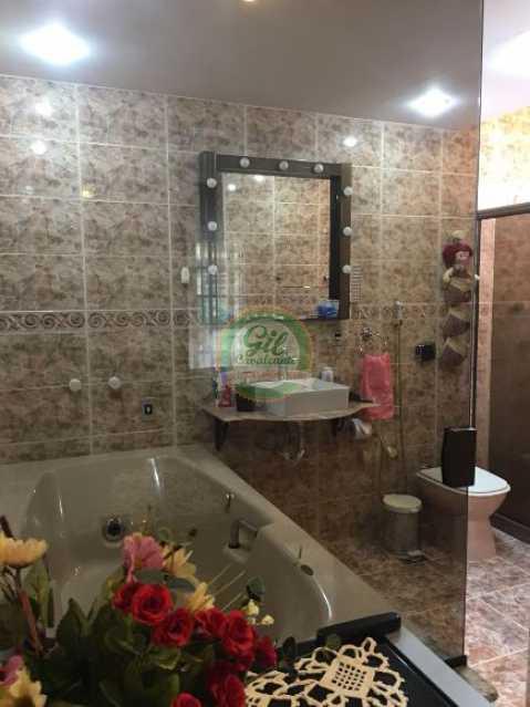 1033 - Casa em Condominio À Venda - Taquara - Rio de Janeiro - RJ - CS2171 - 15