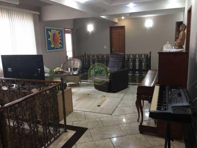 1034 - Casa em Condominio À Venda - Taquara - Rio de Janeiro - RJ - CS2171 - 12