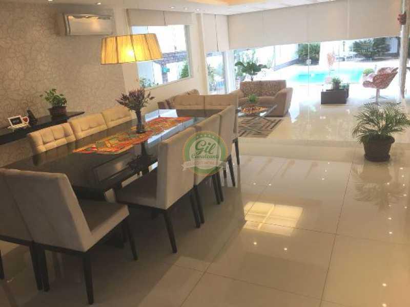 1043 - Casa em Condominio À Venda - Taquara - Rio de Janeiro - RJ - CS2171 - 7