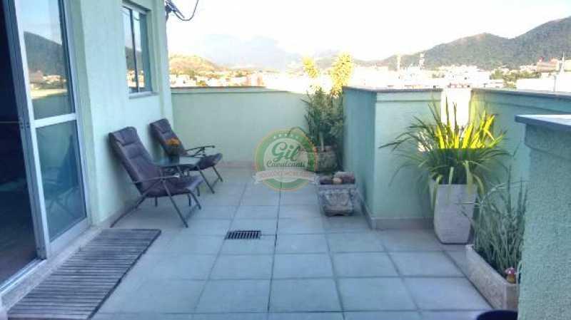 101 - Cobertura Taquara, Rio de Janeiro, RJ À Venda, 3 Quartos, 148m² - CB0188 - 14
