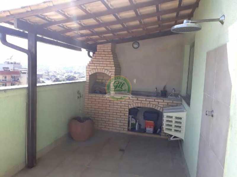 108 - Cobertura Taquara, Rio de Janeiro, RJ À Venda, 3 Quartos, 148m² - CB0188 - 18