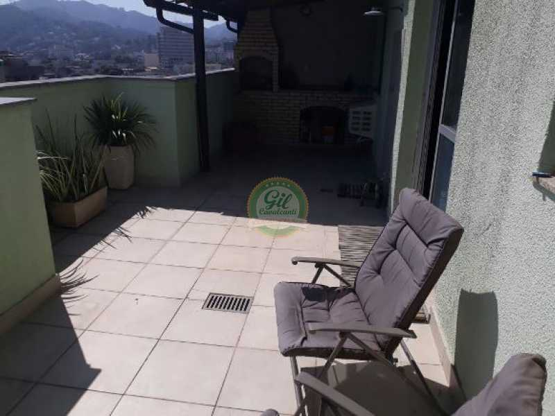 115 - Cobertura Taquara, Rio de Janeiro, RJ À Venda, 3 Quartos, 148m² - CB0188 - 15