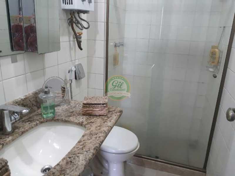 122 - Cobertura Taquara, Rio de Janeiro, RJ À Venda, 3 Quartos, 148m² - CB0188 - 9