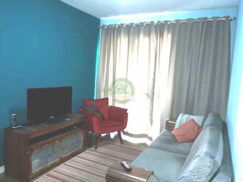 126 - Cobertura Taquara, Rio de Janeiro, RJ À Venda, 3 Quartos, 148m² - CB0188 - 1