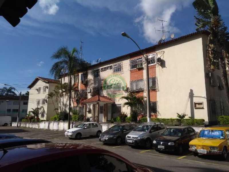 138 - Apartamento Anil,Rio de Janeiro,RJ À Venda,3 Quartos,60m² - AP1695 - 1