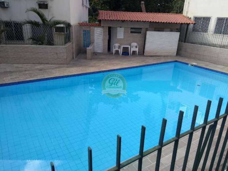 140 - Apartamento Anil,Rio de Janeiro,RJ À Venda,3 Quartos,60m² - AP1695 - 23