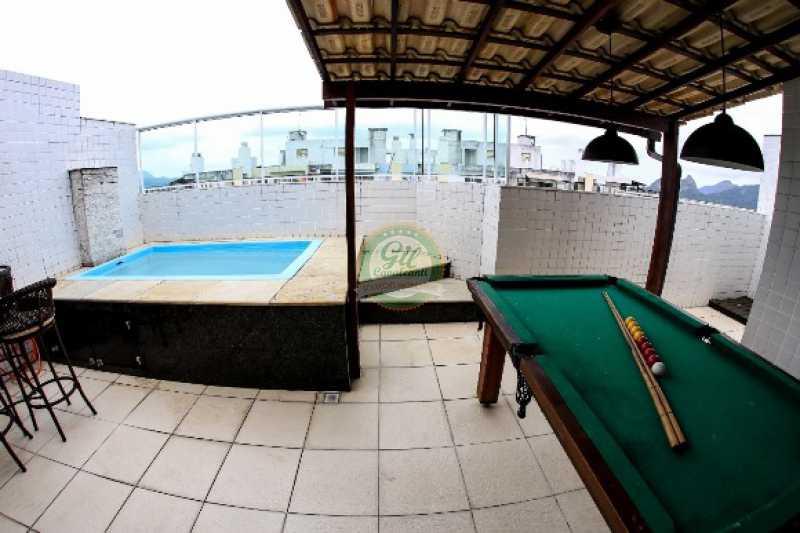 1012 - Cobertura Taquara,Rio de Janeiro,RJ À Venda,3 Quartos,112m² - CB0189 - 23