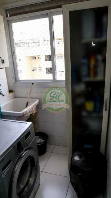 1055 - Cobertura Taquara,Rio de Janeiro,RJ À Venda,3 Quartos,112m² - CB0189 - 8
