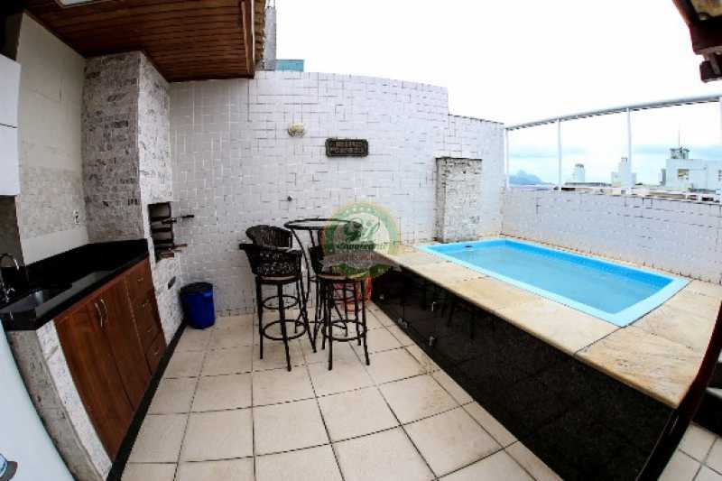 1097 - Cobertura Taquara,Rio de Janeiro,RJ À Venda,3 Quartos,112m² - CB0189 - 22