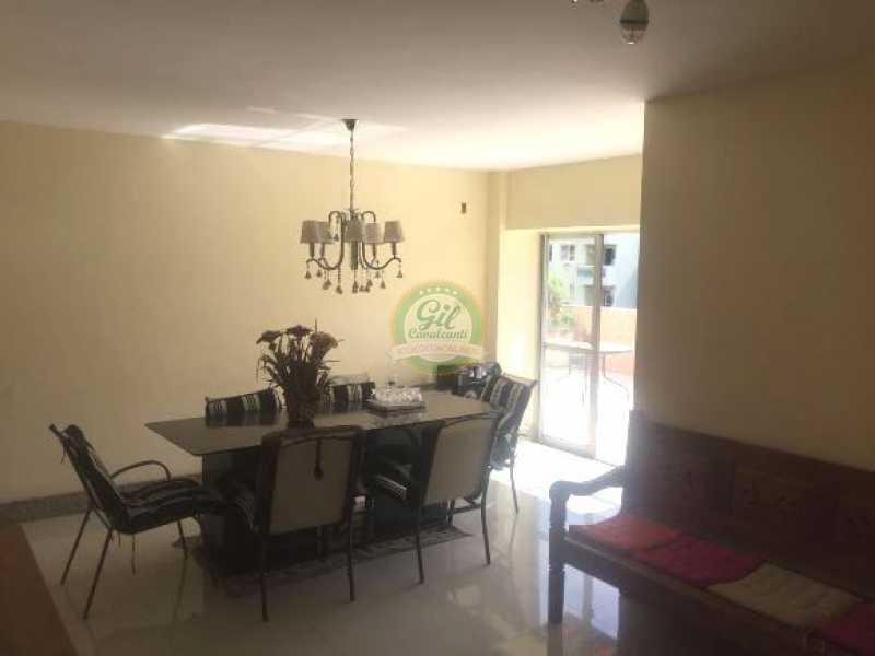 Sala 2º andar - Cobertura 3 quartos à venda Taquara, Rio de Janeiro - R$ 480.000 - CB0190 - 20
