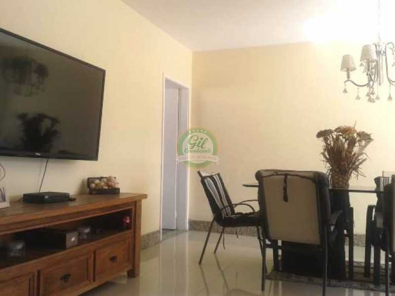 Sala 2º andar - Cobertura 3 quartos à venda Taquara, Rio de Janeiro - R$ 480.000 - CB0190 - 18