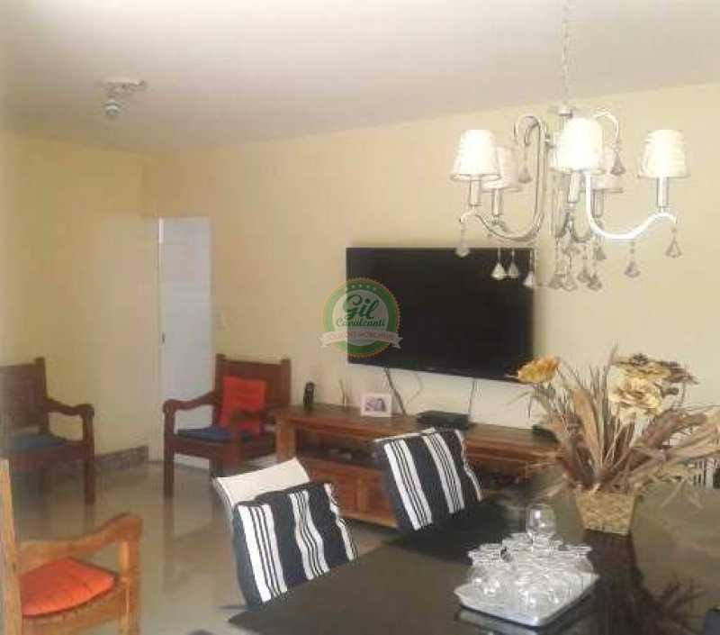 Sala 2º andar - Cobertura 3 quartos à venda Taquara, Rio de Janeiro - R$ 480.000 - CB0190 - 17
