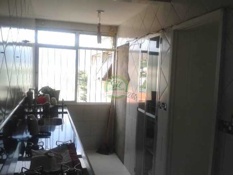 Cozinha - Cobertura 3 quartos à venda Taquara, Rio de Janeiro - R$ 480.000 - CB0190 - 9