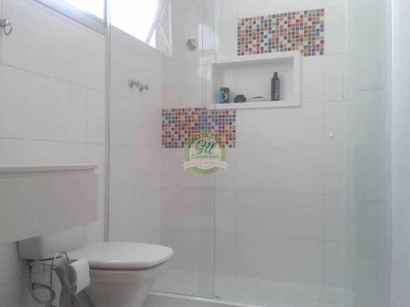 Banheiro social 2º andar - Cobertura Taquara,Rio de Janeiro,RJ À Venda,3 Quartos,114m² - CB0190 - 25
