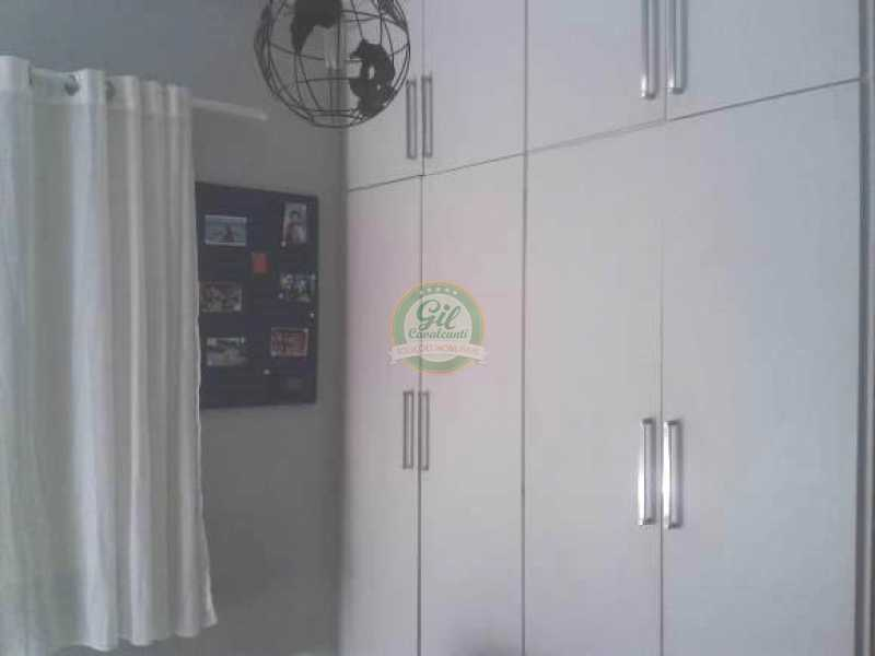 Quarto 2 - Cobertura 3 quartos à venda Taquara, Rio de Janeiro - R$ 480.000 - CB0190 - 14
